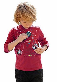 KIDSWORLD hosszú ujjú póló (szett, 4 részes)