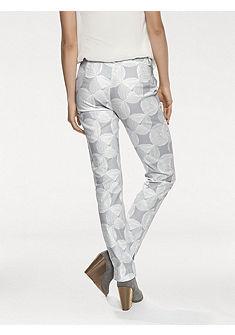RICK CARDONA by Heine Vzorované kalhoty
