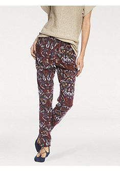 RICK CARDONA by Heine nyomott mintás nadrág dzsörzéből