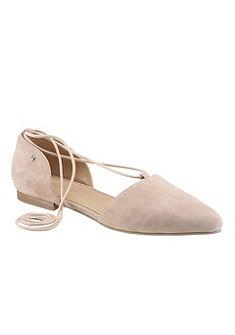 Marc O'Polo pántos balerina cipő