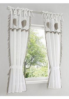 heine home függöny, 2db-os szett