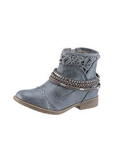 Mustang Shoes rövidszárú csizma