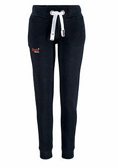 Superdry Tréningové nohavice »Orange Labekl Slim Jogger«