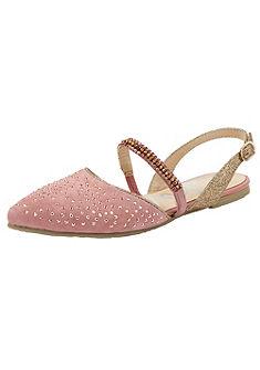 XYXYX pántos balerina cipő