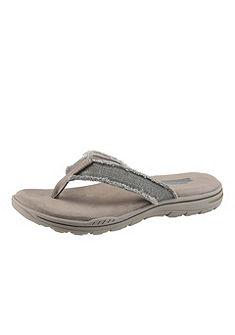 Skechers lábujjközös papucs »Evented Arven«