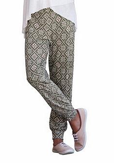 KIDSWORLD Háremské kalhoty