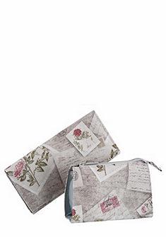 J. Jayz pénztárca (szett, kozmetikai táskával)