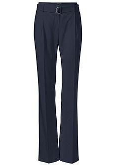 PATRIZIA DINI by heine Vzorované nohavice so záhybmi