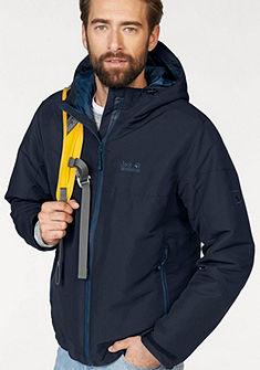 Jack Wolfskin Nepremokavá bunda, priedušná, izolujúca teplo