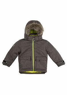 B'Rep Zimní bunda s kontrastní podšívkou