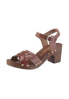 s.Oliver RED LABEL Pásikavé sandály