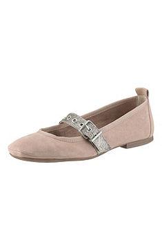 Tamaris pántos balerina cipő