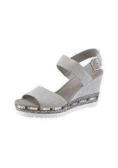 Gabor Klinové sandále