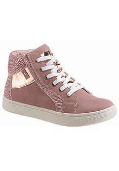 s.Oliver RED LABEL fűzős magasszárú műbőr cipő