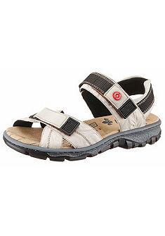 Turistické sandále, Rieker