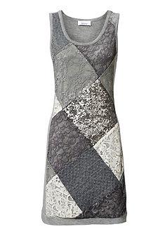 LINEA TESINI by heine foltozott ruha