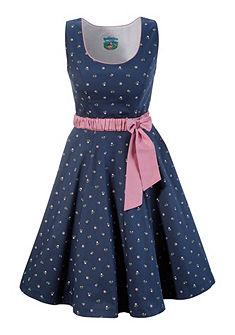Turi Landhaus Krojové šaty s květinovým potiskem