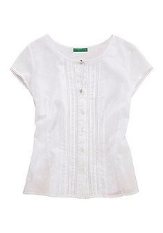 Country Line népviseleti női póló finom csipkével