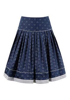 Berwin & Wolff Krojová sukně v tradičním designu