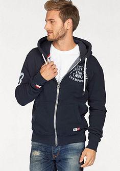 Superdry Tričko s kapucňou »TRACKSTER VINTAGE ZIPHOOD«