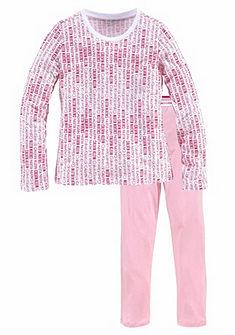 Calvin Klein Pyžama s logom pre dievčatá