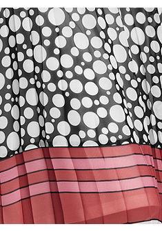 PATRIZIA DINI by heine Plisovaná vzorkovaná sukňa