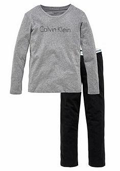 Calvin Klein hosszú nadrágos pizsama gyerekeknek