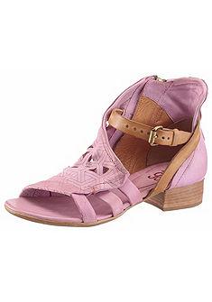 A.S.98 Sandále, trendový obnosený vzhľad