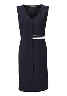 ASHLEY BROOKE by heine Pouzdrové šaty v zavinovacím vzhledu