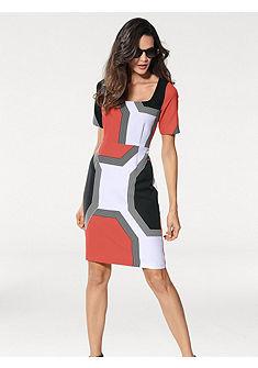 ASHLEY BROOKE by heine Formujúce šaty s potlačou