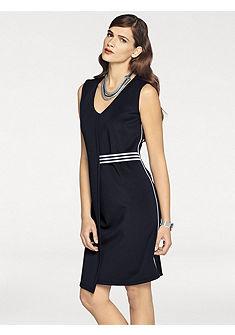 ASHLEY BROOKE by heine Puzdrové šaty zavinovacom vzhľade