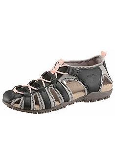 Geox Sandále, kontrastné detaily »Donna Sandal Strel«
