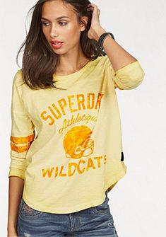 Superdry Tričko s kulatým výstřihem »VINTAGE DYE VARSITY TOP«