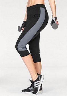 adidas Performance Sportovní legíny »TECHFIT CAPRI COLOR BLOCK«