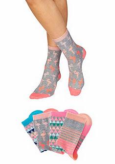 Buffalo Ponožky do tenisek (4 páry)
