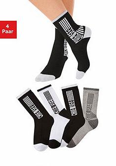 Chiemsee Sportovní ponožky (4 páry)