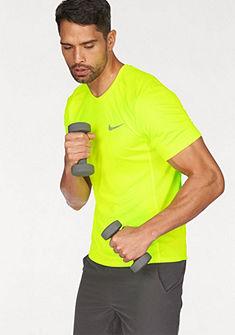 Nike Bežecké tričko »MEN NIKE DRY MILER TOP SHORTSLEEVE«