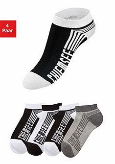 Chiemsee Sportovní krátké ponožky (4 páry)