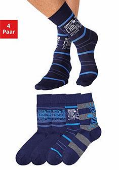 Chiemsee zokni (4 pár)