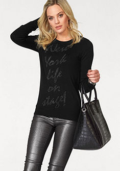 Melrose Pletený pulóver
