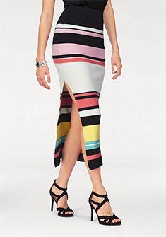 Melrose Pletená sukňa