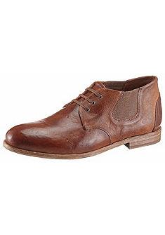 NOCLAIM Šnurovacia členková obuv»Tinto Amber«