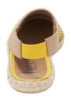 Heine espadrille cipős cipő