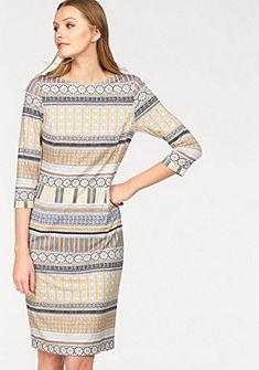 Basler nyomott mintás ruha