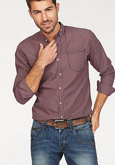 TIMEZONE Kockovaná košeľa