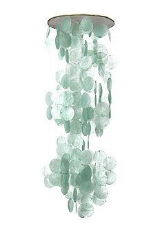 Dekorace z perleťových mušlí
