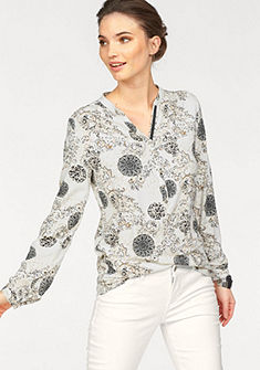 Laura Scott Vzorkované tričko