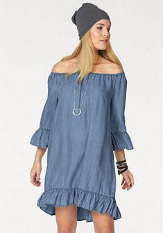 Only Riflové šaty »SECO«