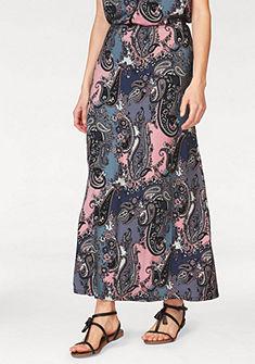 Boysen's Dlhá sukňa, jemne splývavý, elastický džersej