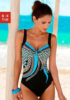 Sunflair Plavky s grafickou potlačou